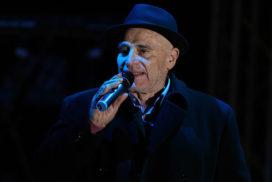 Edoardo Vianello ospite di Radio Blu Italia