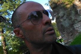 Gianluca Gemini ospite di Radio Blu Italia
