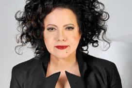 Antonella Ruggiero ospite di Radio Blu Italia